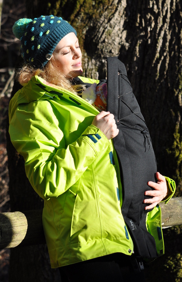 Winterkumja Kumja Jackenerweiterung Verbreitert Deine