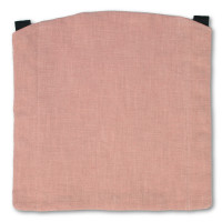 MaMo Kopfstütze - Ramie Vintage Rosa